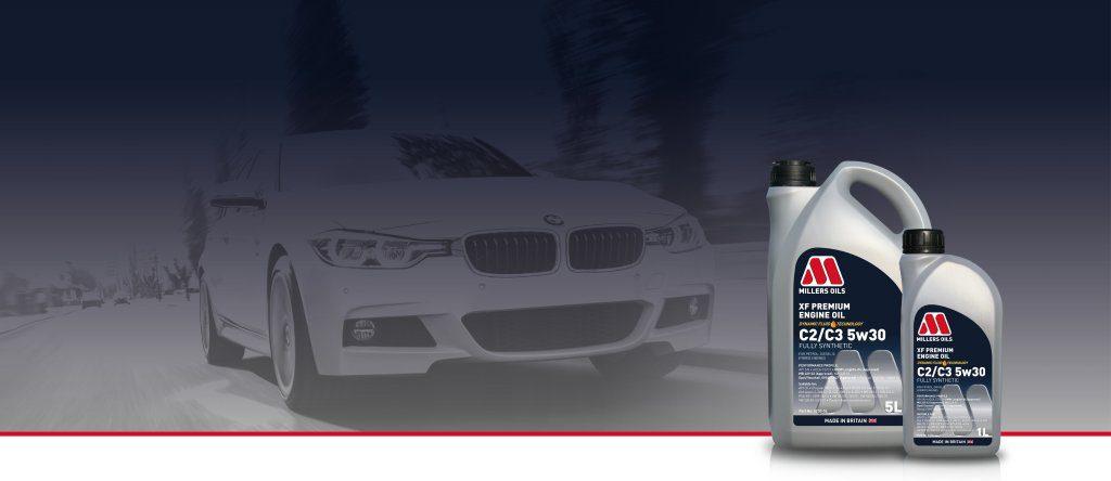 new XF Premium Engine Oil
